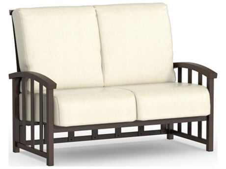 Homecrest Liberty Garden Victoria Replacement Loveseat Cushions PatioLiving