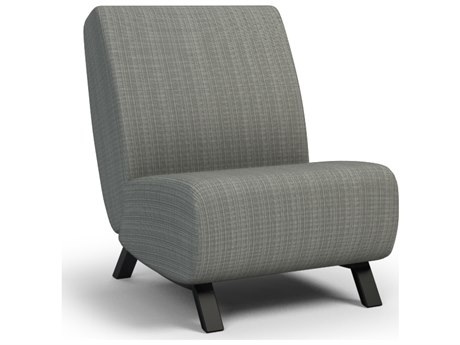 Homecrest Airo2 Aluminum Cushion Side Lounge Chair