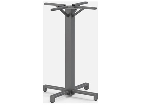 Homecrest Universal Aluminum 24-36 Bar Pedestal Table Base
