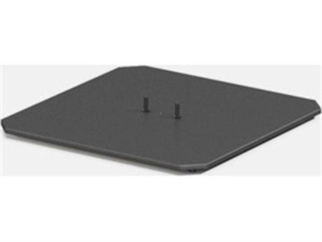 Homecrest Universal Aluminum 18'' Umbrella Base Plate