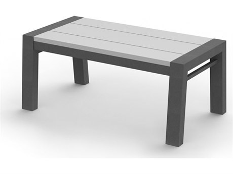 Homecrest Maddox Aluminum 40''W x 22''D Bench