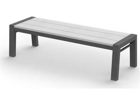 Homecrest Maddox Aluminum 64''W x 22'' Bench