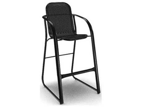 Homecrest Florida Mesh Aluminum Arm Bar Stool