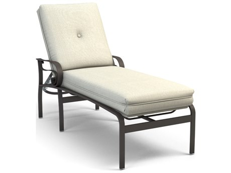 Homecrest Emory Cushion Aluminum Adjustable Chaise