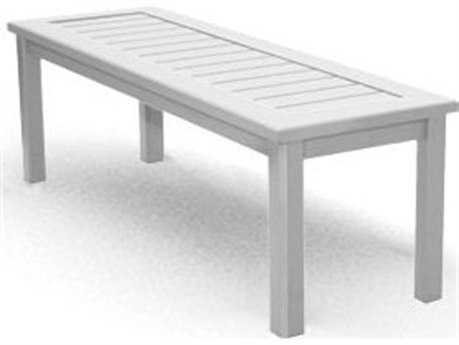 Homecrest Dockside Aluminum Side Bench