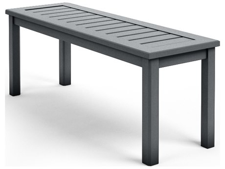 Homecrest Dockside Aluminum 50'W x 19D Bench