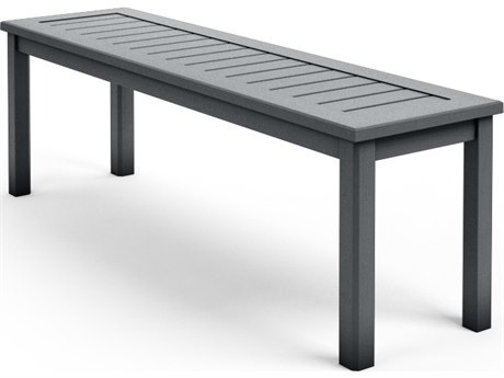 Homecrest Dockside Aluminum 60W x 19D Bench