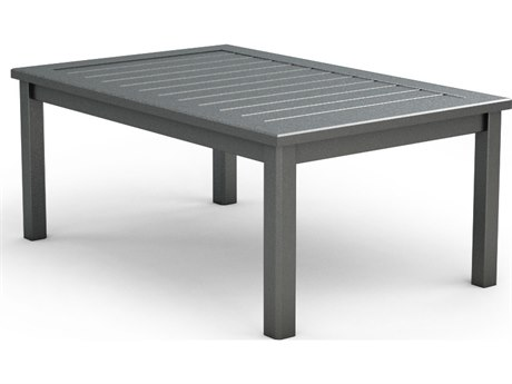 Homecrest Dockside Aluminum Coffee Table