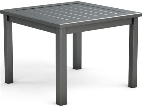 Homecrest Dockside Aluminum 28 Square End Table