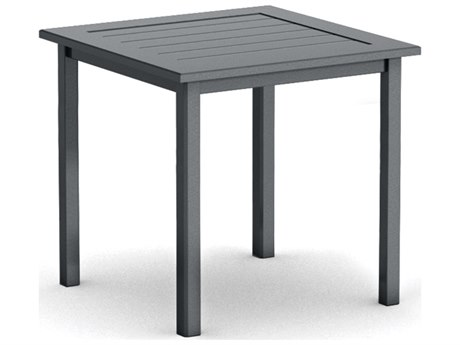 Homecrest Dockside Aluminum 32 Square Balcony Table PatioLiving