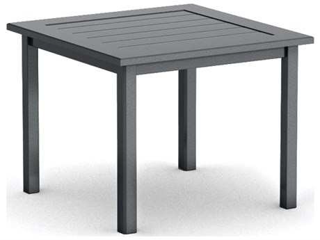 Homecrest Dockside Aluminum 32 Square Dining Table