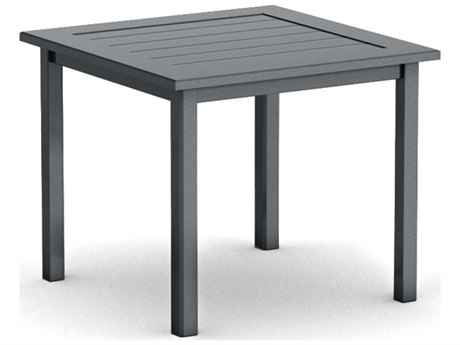 Homecrest Dockside Aluminum 32 Square Cafe Table