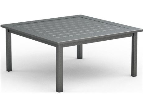 Homecrest Dockside Aluminum Chat Table HC314545C
