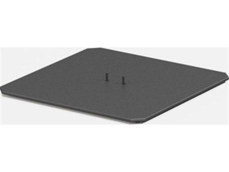 Homecrest Universal Aluminum 24'' Umbrella Plate Base