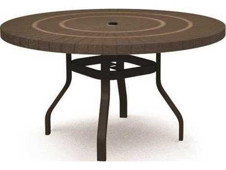 Homecrest Sorrento Steel 42 Round Balcony Table