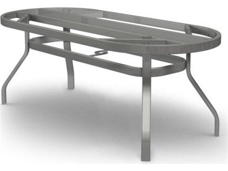 Homecrest Universal 27 Aluminum Dining Table Base Height
