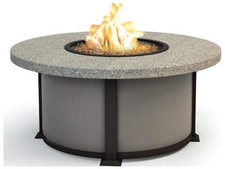 Homecrest Stonegate 42 Round Coffee Fire Pit HC4642LSG