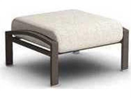 Homecrest Havenhill Cushion Aluminum Ottoman