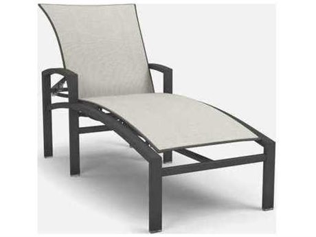 Homecrest Havenhill Sling Aluminum Adjustable Chaise