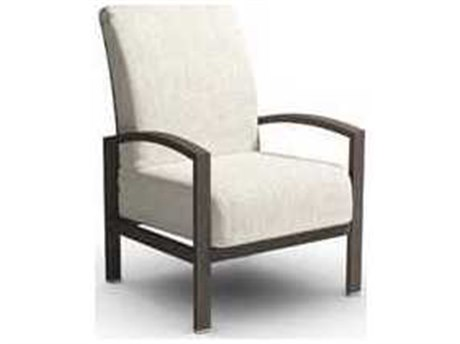 Homecrest Havenhill Cushion Aluminum Chat Chair