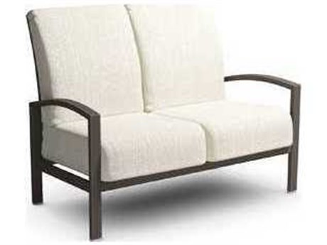 Homecrest Havenhill Cushion Aluminum Loveseat