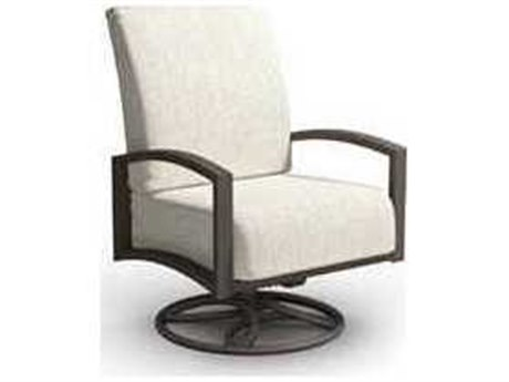 Homecrest Havenhill Cushion Aluminum Swivel Rocker Lounge Chair