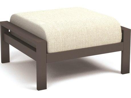 Homecrest Elements Cushion Aluminum Ottoman