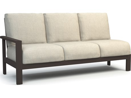 Homecrest Elements Modular Aluminum Right Arm Sofa