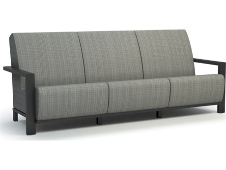 Homecrest Elements Air Aluminum Sensation Sling Sofa