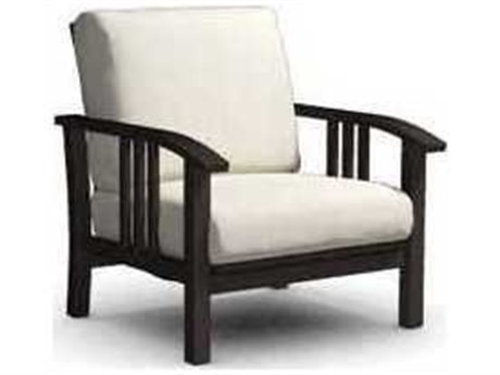 Homecrest Trenton Aluminum Cushion Arm Glider Dining Chair Replacement Cushions