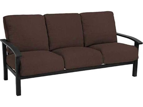 Homecrest Midtown Aluminum Cushion Arm Sofa Replacement Cushions