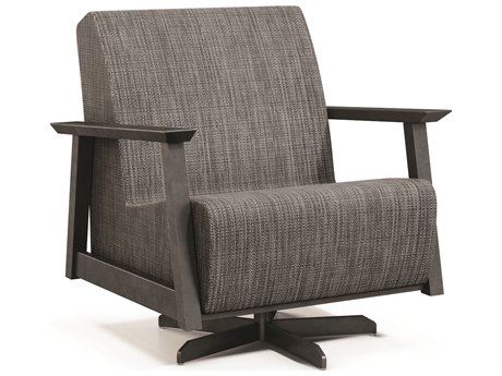 Homecrest Revive Air Sensation Sling Aluminum Swivel Rocker Lounge Chair