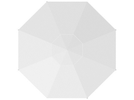Homecrest Armbor Aluminum 9' Octagon Pulley Lift Umbrella