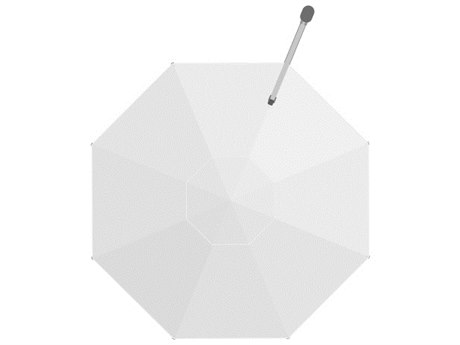 Homecrest Soren Aluminum 13' Octagon Crank Lift Umbrella
