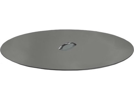 Homecrest 22 Round Aluminum Fire Bowl Cover