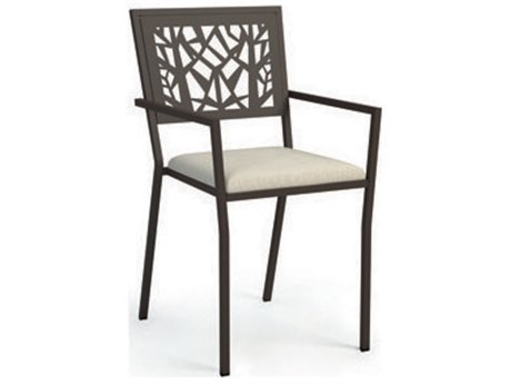 Homecrest Echo Steel Cafe Chair Stackable
