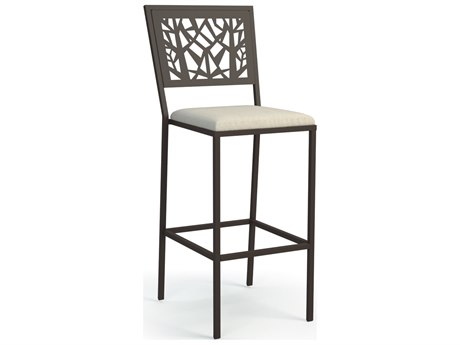 Homecrest Echo Steel Armless Bar Stool
