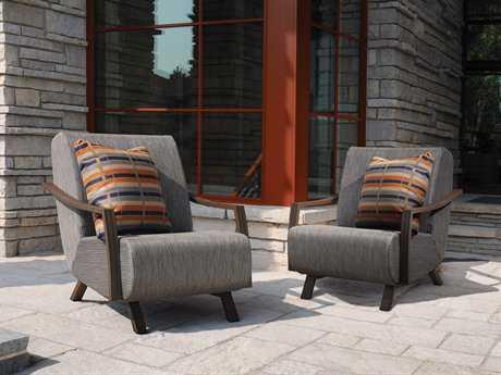 Homecrest Airo2 Aluminum Lounge Chair Set