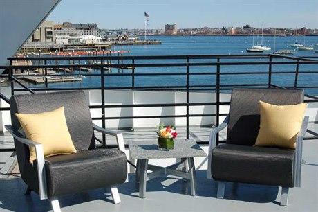 Homecrest Airo2 Sling Aluminum Lounge Set