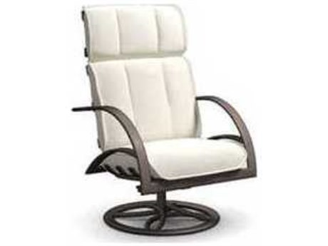 Homecrest BellAire Replacement High Back Swivel Rocker Chat Chair Cushions