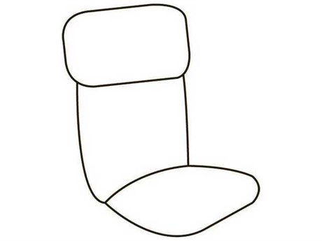 Homecrest Clarissa High Back Dining Chair Replacement Cushions