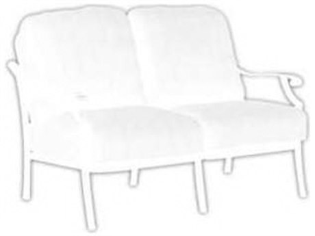 Homecrest Cyprus Glider Loveseat Replacement Cushions