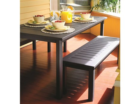 Homecrest Dockside Aluminum Dining Set