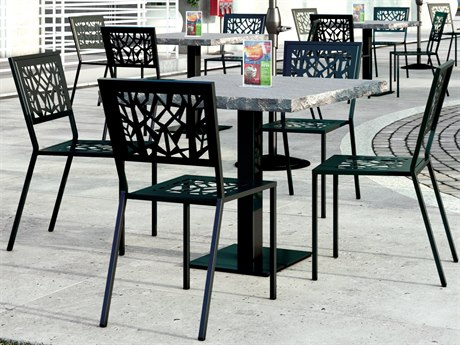 Homecrest Echo Steel Dining Set