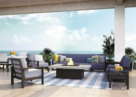 Homecrest Elements Air Aluminum Lounge Set
