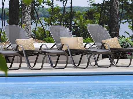 Homecrest Florida Mesh Aluminum Pool Lounge Set