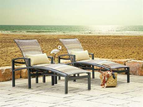 Homecrest Havenhill Sling Aluminum Pool Lounge Set