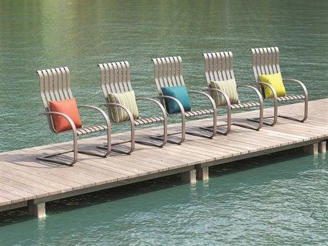 Homecrest Lana Aluminum Lounge Set