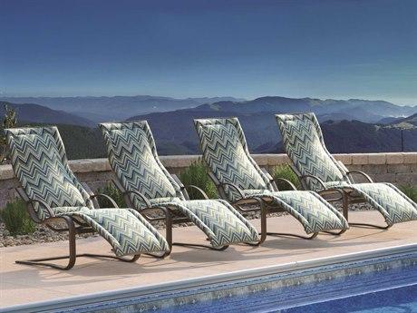 Homecrest Lana Sling Aluminum Lounge Set