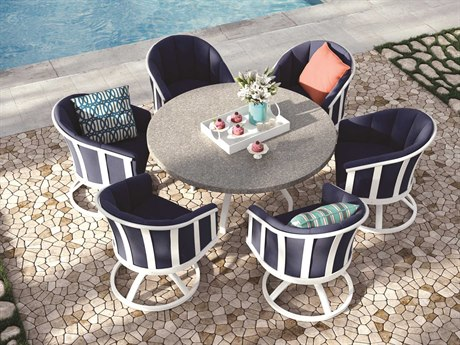 Homecrest Liberty Aluminum Dining Set